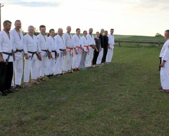 Seminaria Instruktorskie na Skowronkowym Wzgórzu 2016