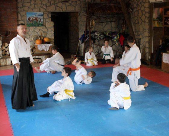 Zimowa Akademia Aikido – Obsza 2015