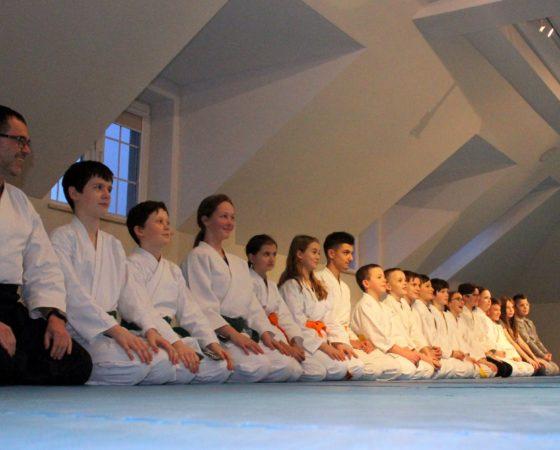 Zimowa Akademia Aikido – Obsza 2018