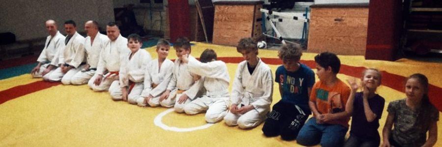 10 lecie sekcji aikido w Zamościu