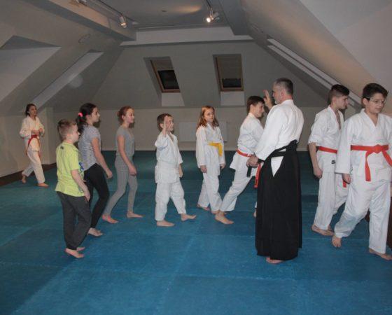 Zimowa Akademia Aikido – Obsza 2019