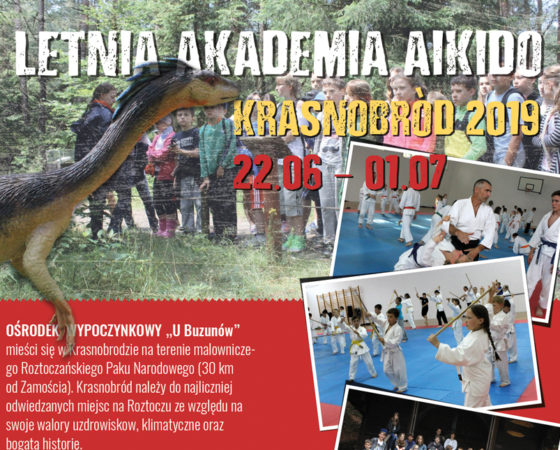 Letnia Akademia Aikido