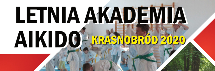 Letnia Akademia Aikido 2020